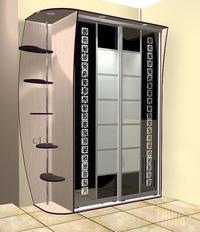 Базис-Мебельщик Шкаф сделанный в программе