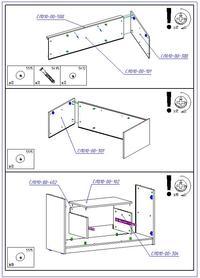 Базис-Мебельщик Схема сборки составная