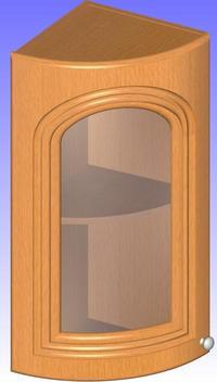 Базис-Мебельщик Гнутый фасад