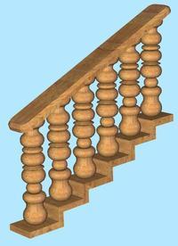 Базис-Мебельщик Лестница