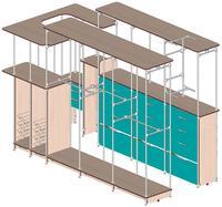 Базис-Мебельщик Каркасная конструкция